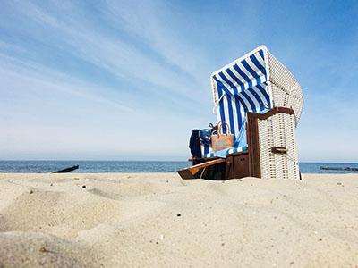 Kühlungsborn Strandkorb